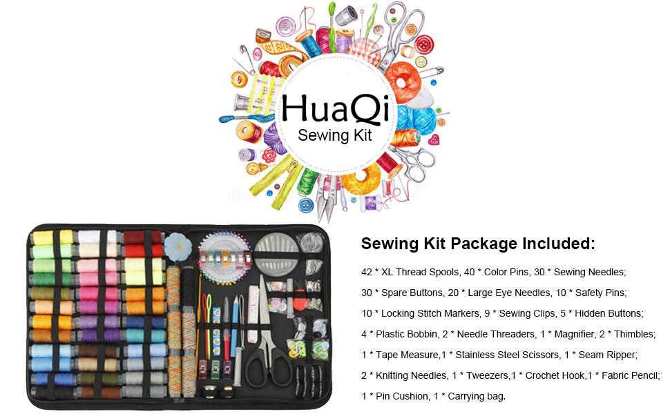 Kit de costura Huaqi