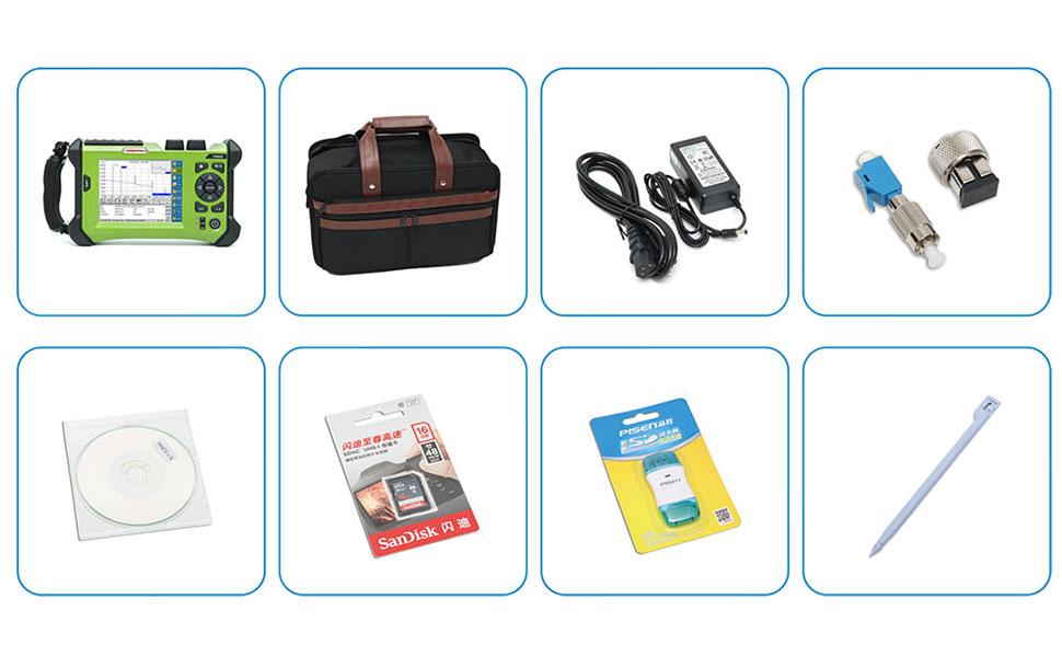 OTDR Standard Packing List