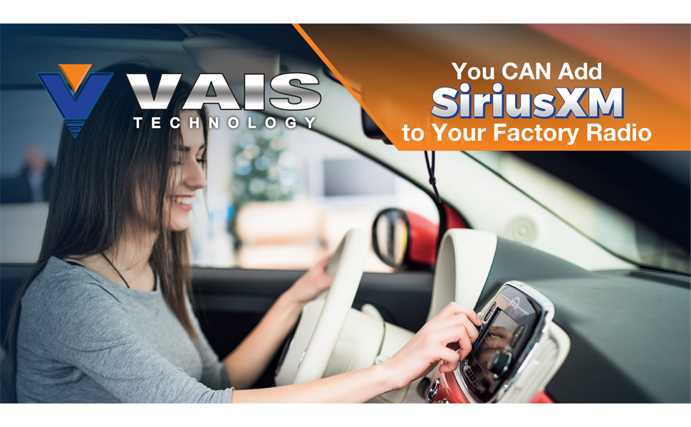 You can add SiriusXM  VAIS Technlogy GSR-TY51 SiriusXM Satellite Radio add-on Adapter Compatible with Select Factory Toyota Radios 34de2bf2 ad7a 4cb4 89df 07563e4c3f1c