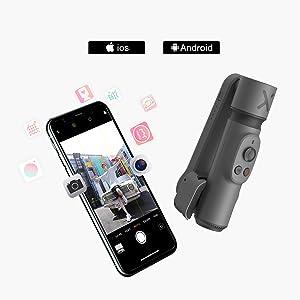 Native Phone Camera Control