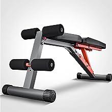 pelpo weight bench adjustable, Sturdy construction