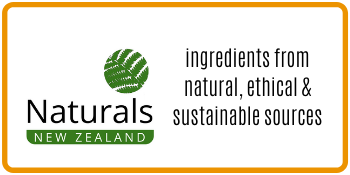 Naturals New Zealand ethical and sustainable