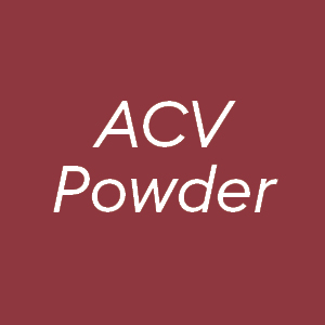 acv apple cider vinegar powder