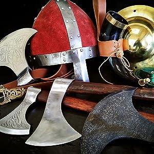 wooden templar gladiator holder cowboy rack wig armor knight box chip starwars accessories viking