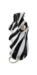 Pepper Defense Zebra Pepper Spray