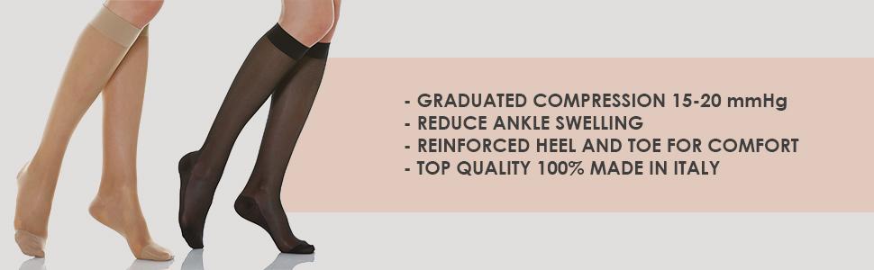 relaxsan farmacell message effect capri shorts compression wear high waisted tummy tuck shapewear