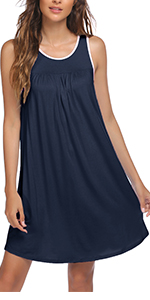 Comfy Tank Sleep Dress