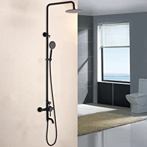 3 function shower system