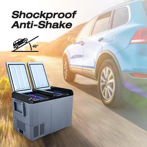 40° Shockproof