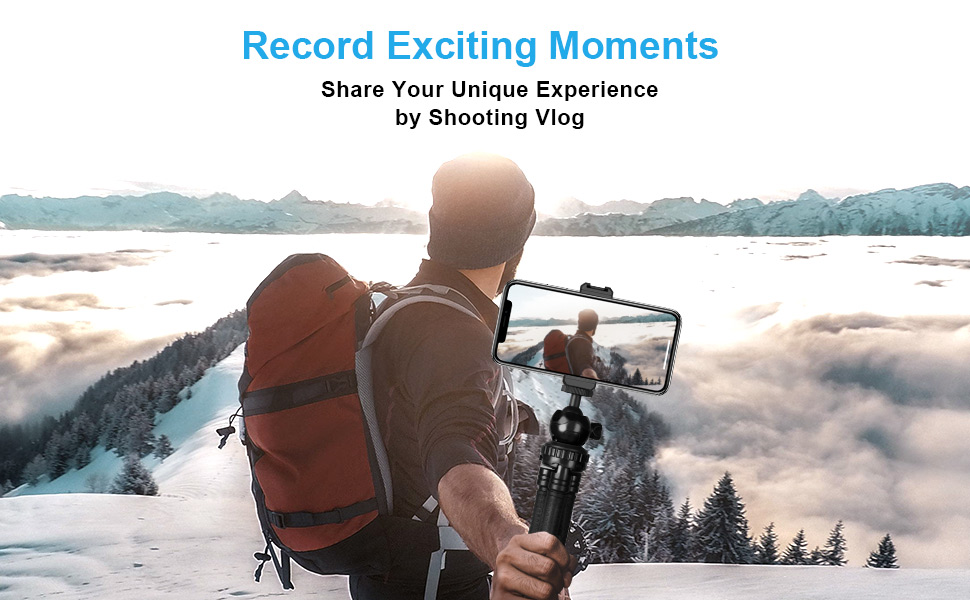 For Shooting Vloggs