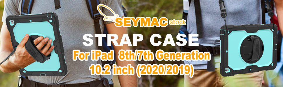 iPad 8th 7th Generation Case shockproof case