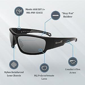 Glasses Walk-around