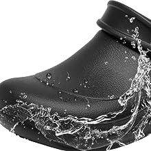 Waterproof chef shoes