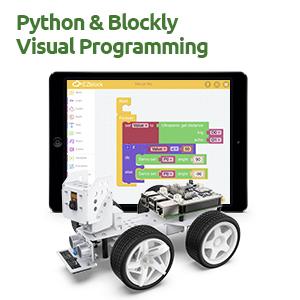 Python & Blockly visual programming