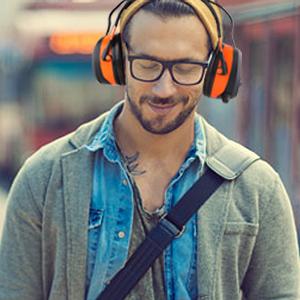 outdoor headphone