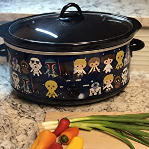 STAR WARS SLOW COOKER