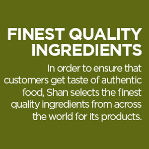 FINEST QUALITY INGREDIENTS