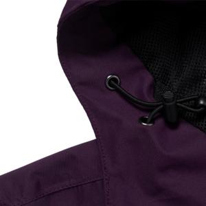 face hood draw cord