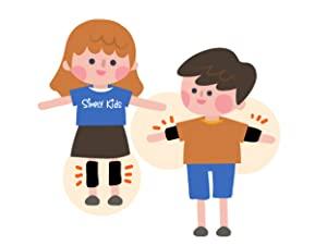 Beschermingsset voor Kinderen Kind Kniebeschermers Elleboogbeschermers Fietshandschoenen Beschermset