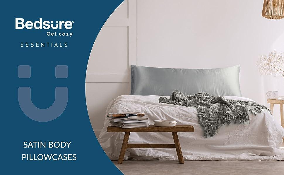 Bedsure Body Pillow Cover