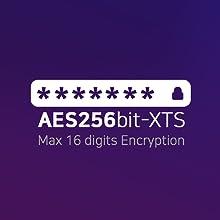 AES256Bit-XTS