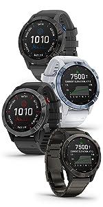 Garmin fenix 6 Solar Multisport GPS Watch