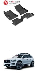 Mercedes Benz glb floor mats