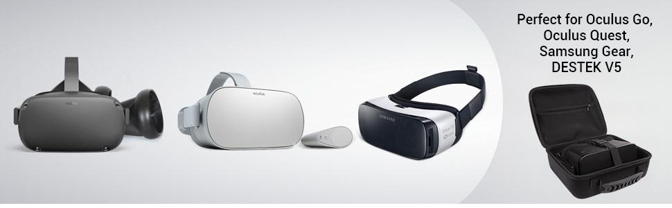 DESTEK VR travel case