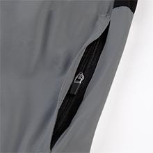 Two zipper pockets