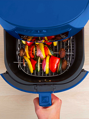 air fryer best oven healthy fast no oil review ninja walmart 5 liter large full size top low calorie