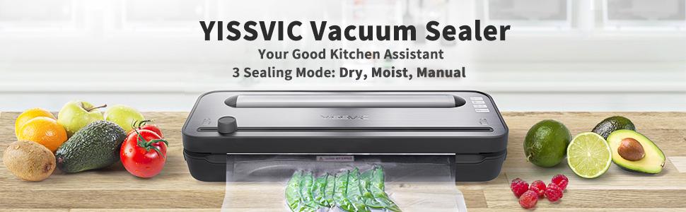Vacuum Sealer Automatic Vacuum Sealing Machine