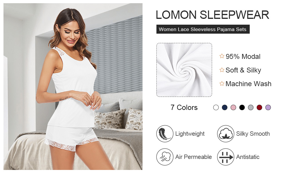 women short pajama set summer casual two piece cozy loungewear plain gifts wife mom valentines day