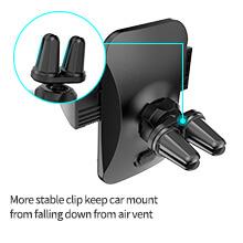 car mount air vent phone holder