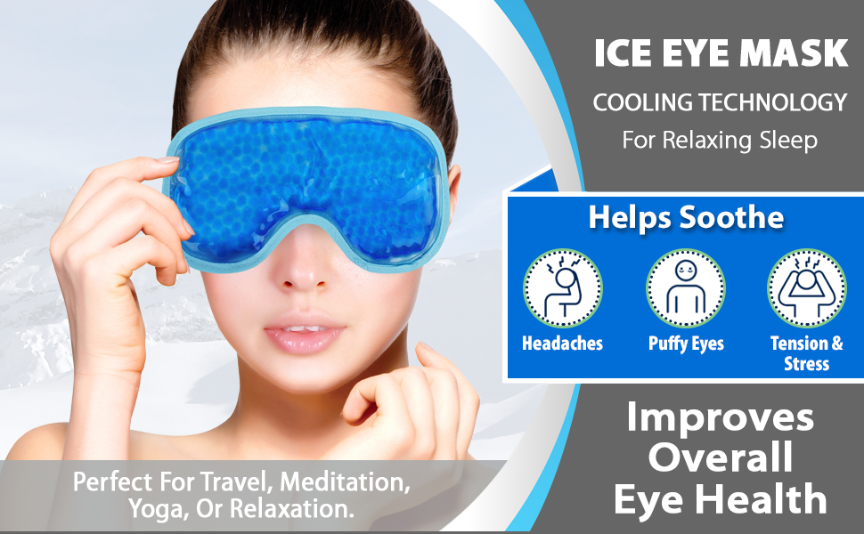 Cold therapy swelling, discomfort inflammation injury post surgical burns flexibility ailments colds