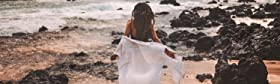 ANRABESS Women's Casual Loose Pocket Long Dress Sleeveless Split Maxi Dresses