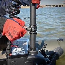 haswing 55LBS bow mount trolling motor