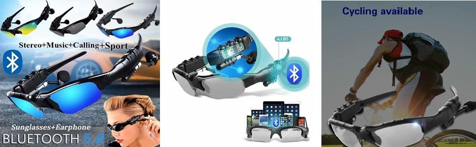 bluetooth sunglass bluetooth headset wireless headsets under 250 with mic