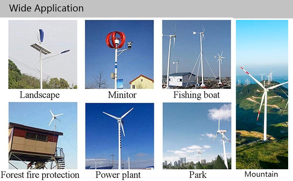 wind turbine,wind turbine generator kit,windmill power generator