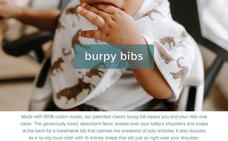 burpy bibs