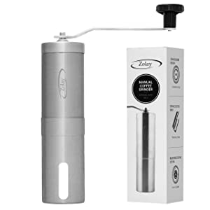Manual Coffee Grinder Zolay