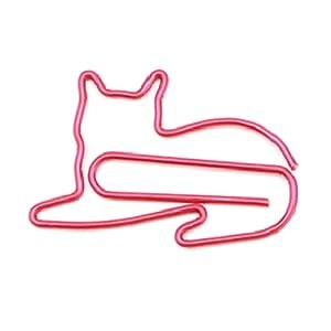 cat paper clips