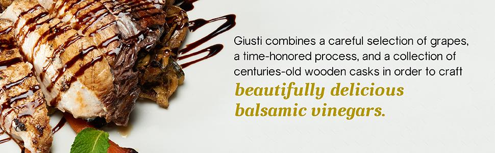 giusti modena balsamic vinegar delicious balsamic vinegars