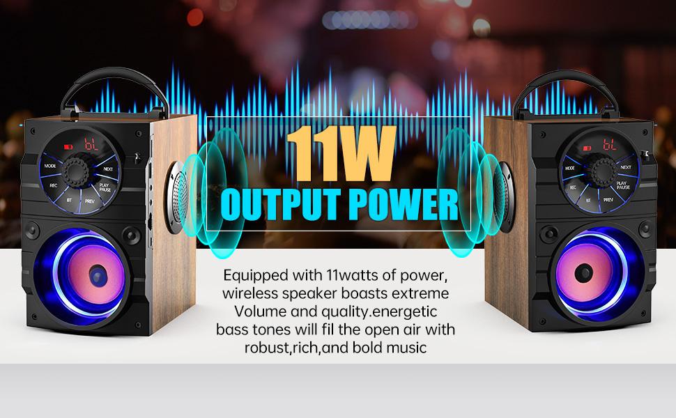 outdoor,indoor bluetooth speaker