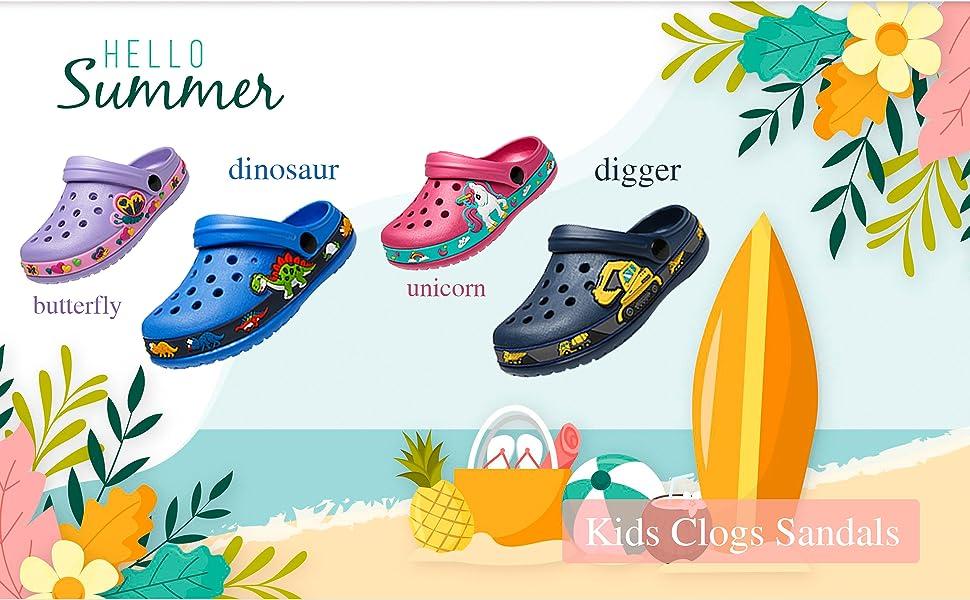 kids summer sandals
