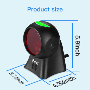 desk barcode scanner