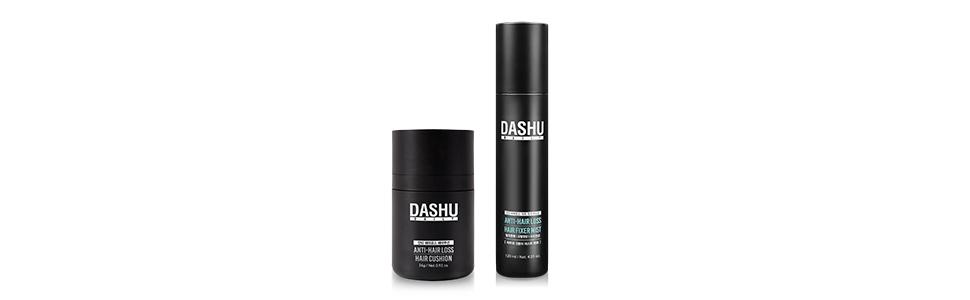 DASHU Fixer Mist amp; Hair Cushion