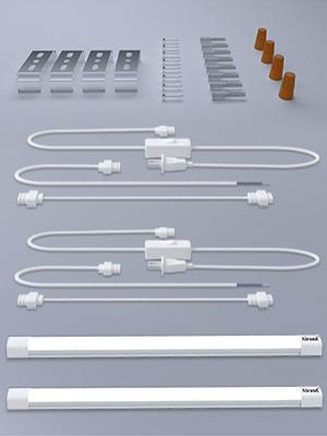 linkabe garage lights