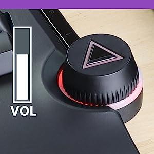Keyboard with media controls