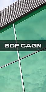 BDF CAGN COLOR GREEN WINDOW FILM