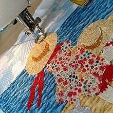 mercerized cotton thread